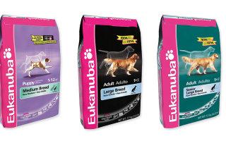 Eukanuba – элитный корм, заботящийся о здоровье собаки