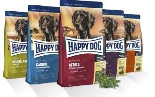 Happy Dog – корм для счастливых собак