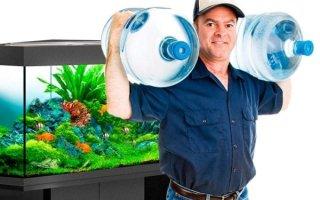 Замена воды в аквариуме: советы и рекомендации