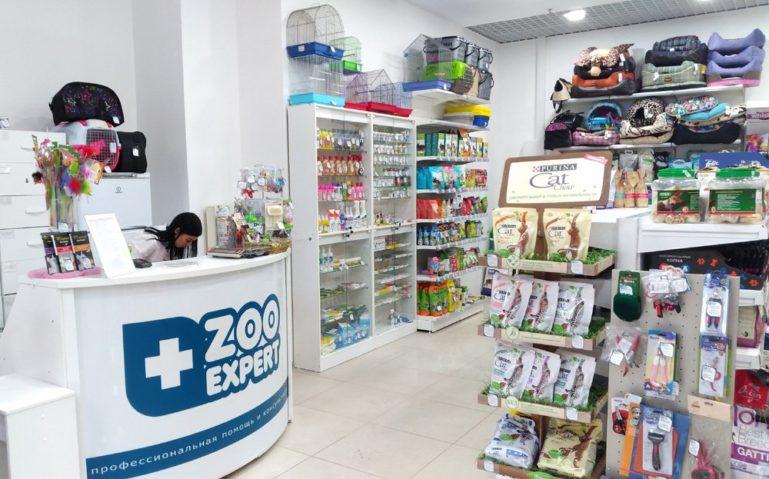 Приобретают капли в ветеринарных магазинах