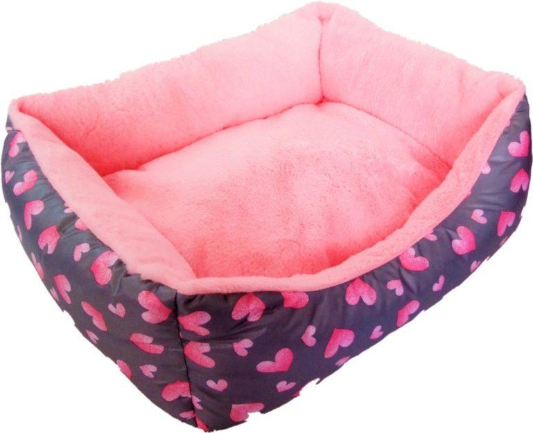 Открытый лежак для кошки